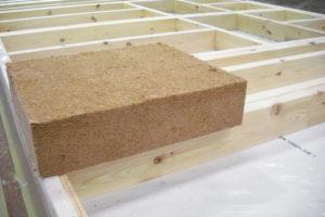Wohngesundheit Holzhausbau