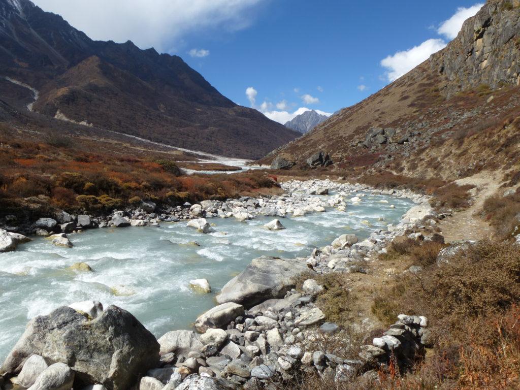 Langtang Tal Nepal Trekking