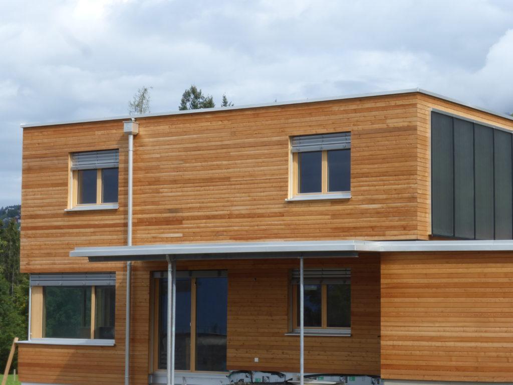 Wohnraum Holzbauweise Asylsuchende