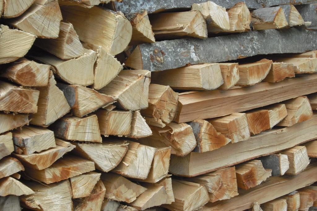 Extrem verdichtetes Holz
