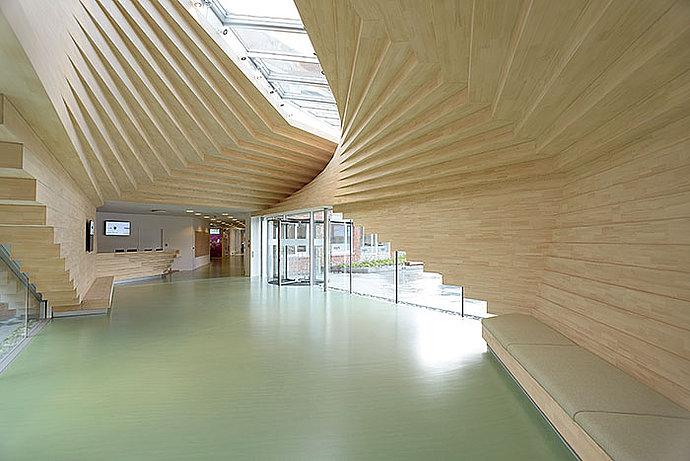 Architektur Holzbau