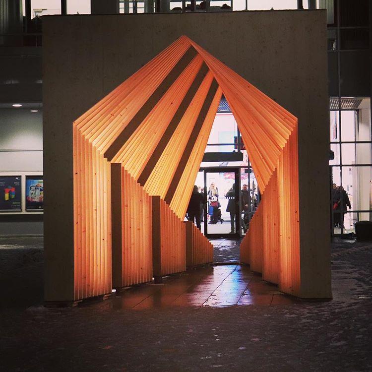 Wood Passage