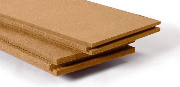 Holzfaser-Dämmstoffe